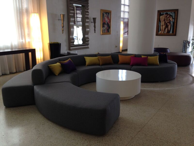 Hospitality Seating Marseilles Hotel