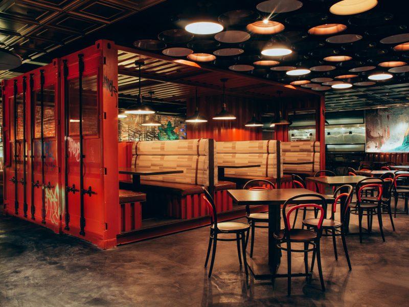 Custom Architectural Millwork – Talde