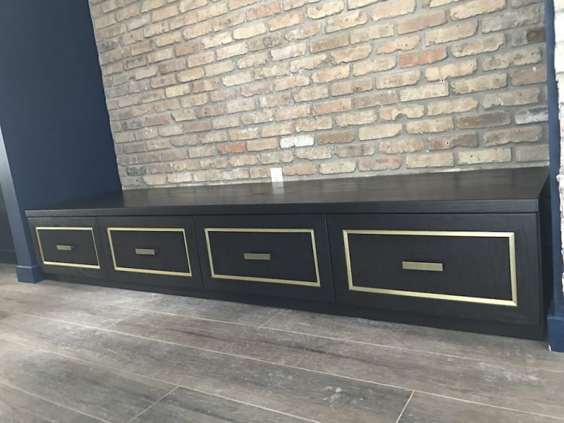 Custom Millwork – No Name Chinese