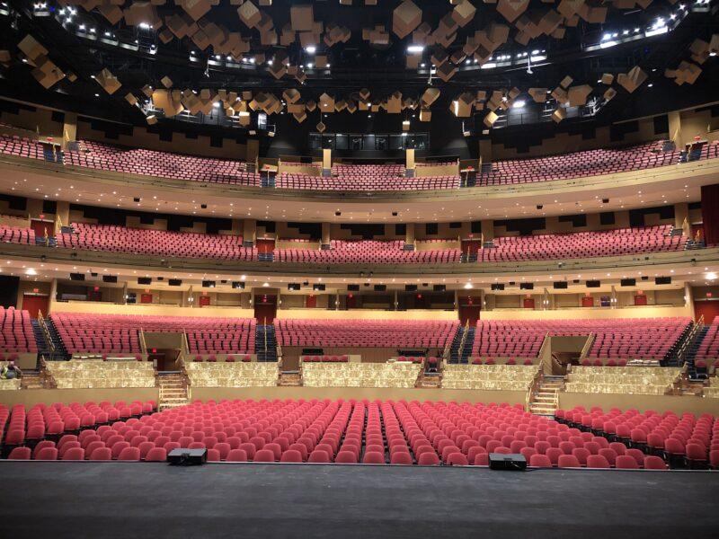 Hard Rock Hollywood Concert Theatre Custom VIP Seating