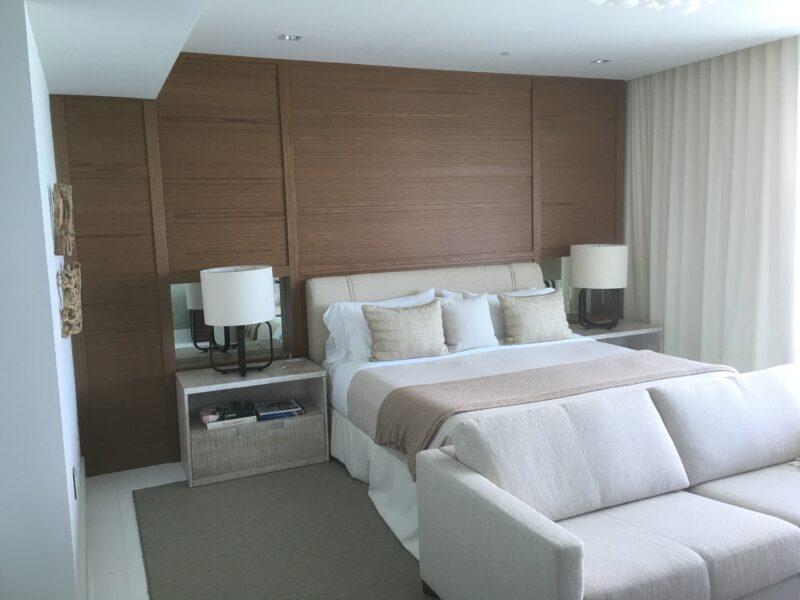One Hotel Miami Beach- Custom Built-In Headboards